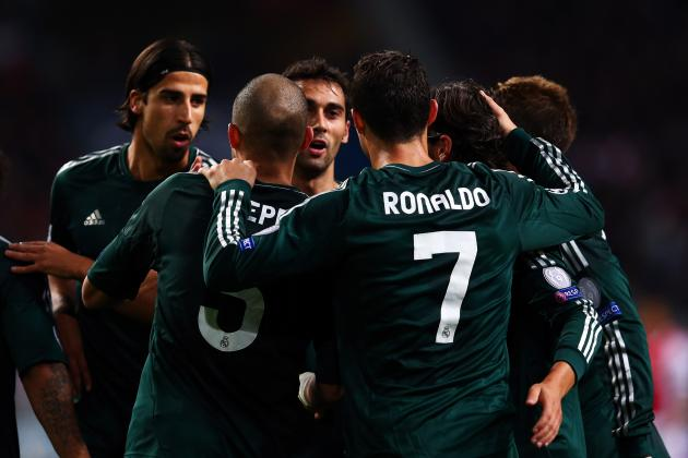 Ajax vs. Real Madrid: 5 Things We Learned from the Champions League Match
