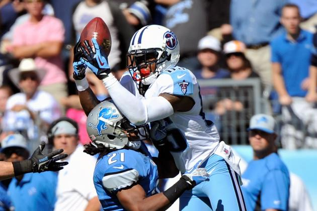 Top 10 Plays of the First Quarter of the 2012 NFL Season