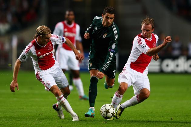 UEFA Champions League Wednesday Wrap