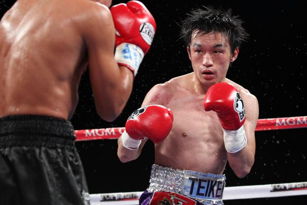 Toshiaki Nishioka and the Top 15 Fighters 35 and Older in the World