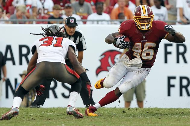 Washington Redskins: Stat Projections for Starters and Key Reserves vs. Falcons