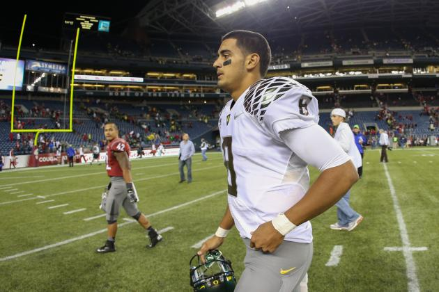 Oregon Ducks Football: Power Ranking the Ducks Uniforms so Far