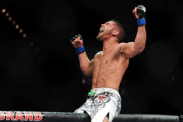 UFC on FX 5: B/R Staff Preliminary Card Predictions