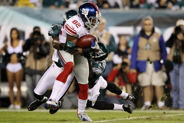 New York Giants: Rookie Progress Report Through First 4 Games