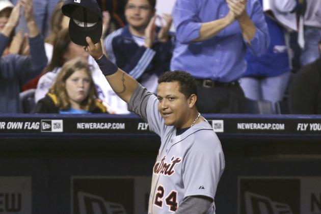 Ranking Miguel Cabrera's Season Among Past Triple Crown Winners