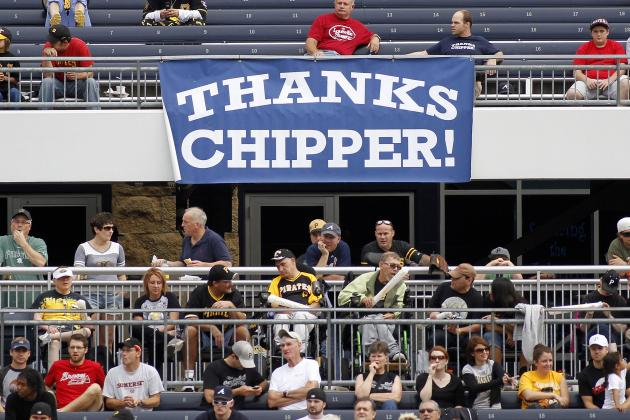 10 Ways the Atlanta Braves Can Convince Chipper Jones to Stay