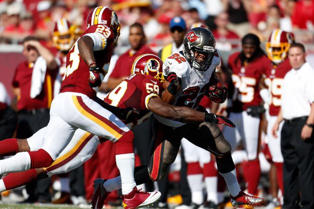 Washington Redskins: Analysis and Observations Against the Bucs