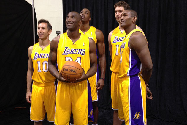 How the Los Angeles Lakers Can Become the NBA's Best in 2012-13
