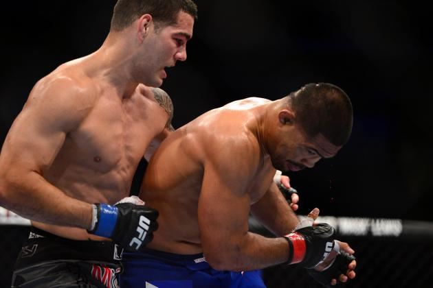 UFC: The 10 Most Devastating KOs in Promotion History