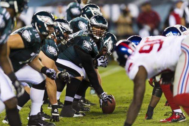 Philadelphia Eagles Film Study: Grading the Offensive Line After Week 4
