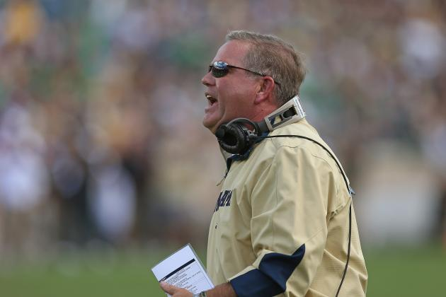 10 College Football Coaches We'd Want to Give Us a Pep Talk