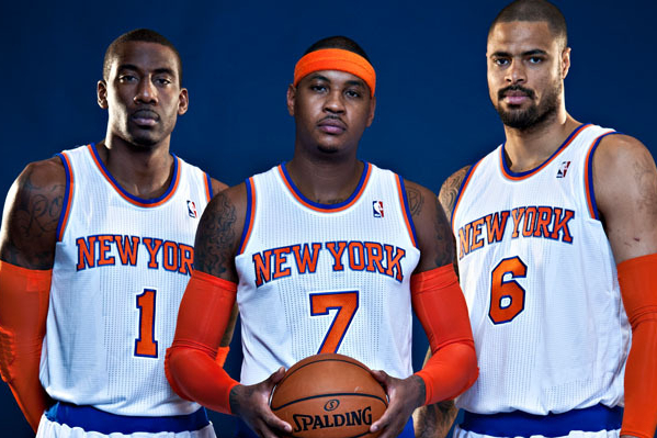 5 Reasons New York Knicks Fans Should Be Giddy for the Start of Training Camp