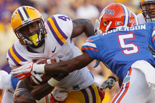 LSU Football: 5 Keys to the Game vs. Florida