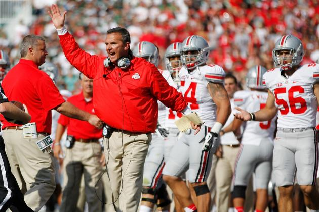 Ohio State Football: 10 Surprising Statistics About the 2012 Buckeyes