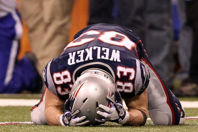 5 Signs Wes Welker's Days with New England Patriots Are Dwindling