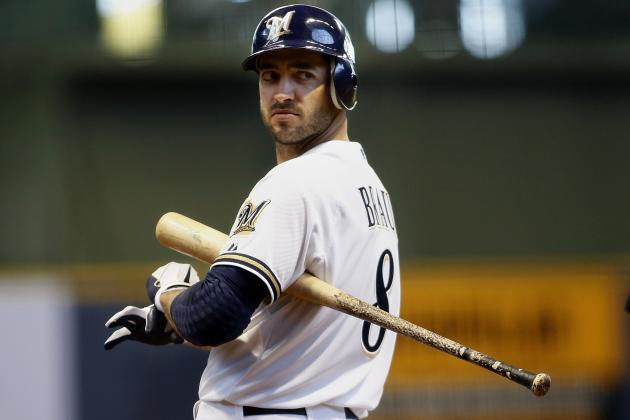 Milwaukee Brewers: 3 Positive Takeaways from Brewers' 2012 Season