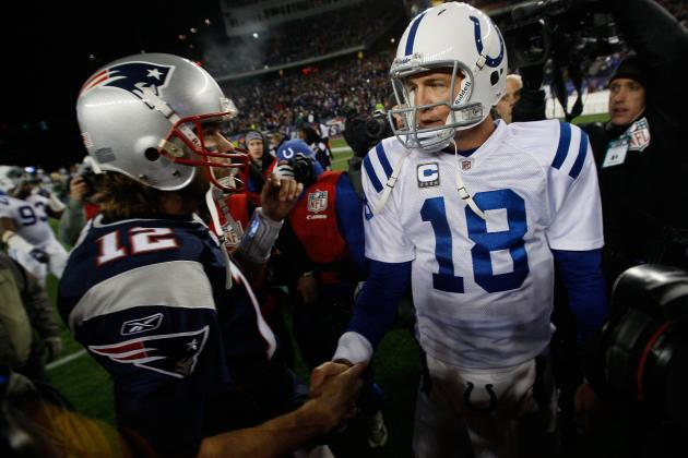 Tom Brady vs. Peyton Manning: Breaking Down Historical Stats & Career Accolades