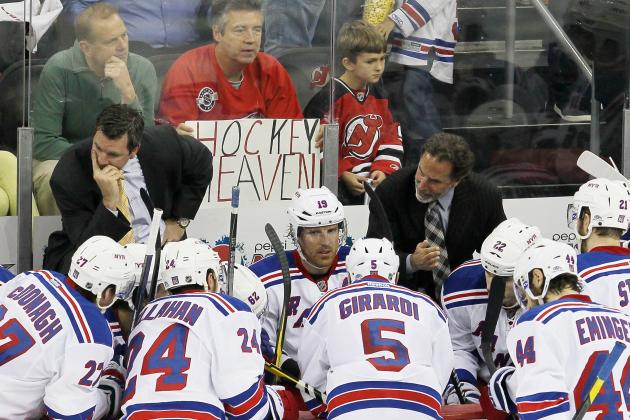 NHL Lockout: How Canceled Games Affect the NY Rangers