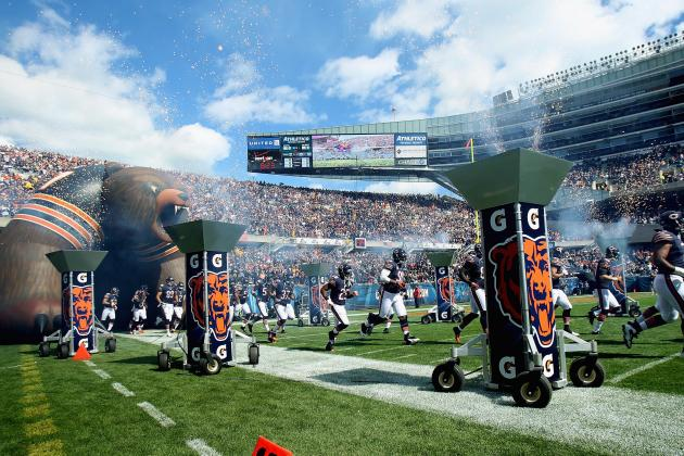 Chicago Bears: The Good, Bad and Ugly Through 1st 4 Games