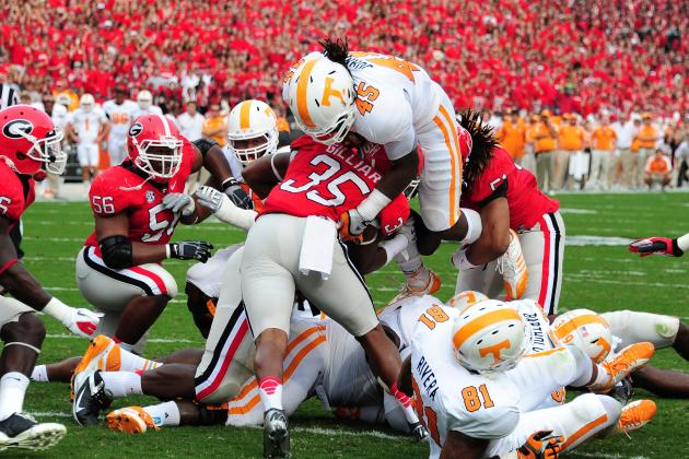 Tennessee Football: 5 Reasons to Hope for a Vols Turnaround This Season