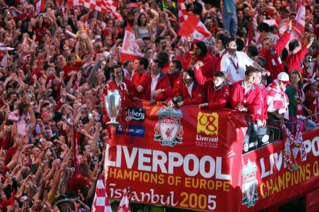 Liverpool's 6 Most Glorious Moments