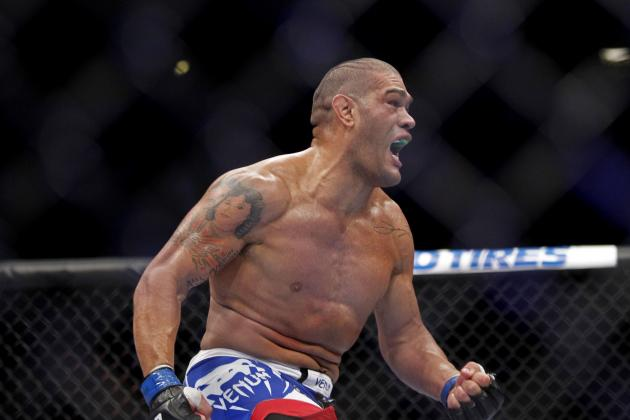 UFC on FX 5 Results: Five Fights for Bigfoot Silva to Take Next