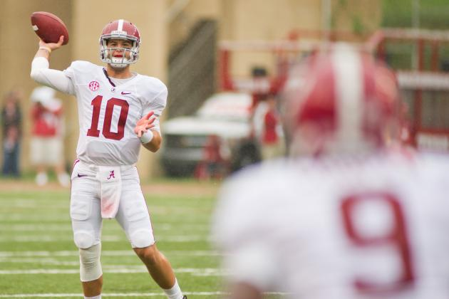 Alabama Football: Power Ranking Tide's MVP Candidates Through 5 Games