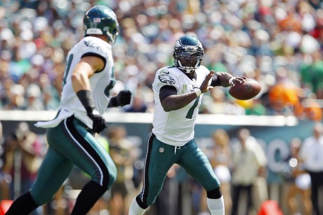 Grading the Philadelphia Eagles' Positional Units at the First Quarter Mark