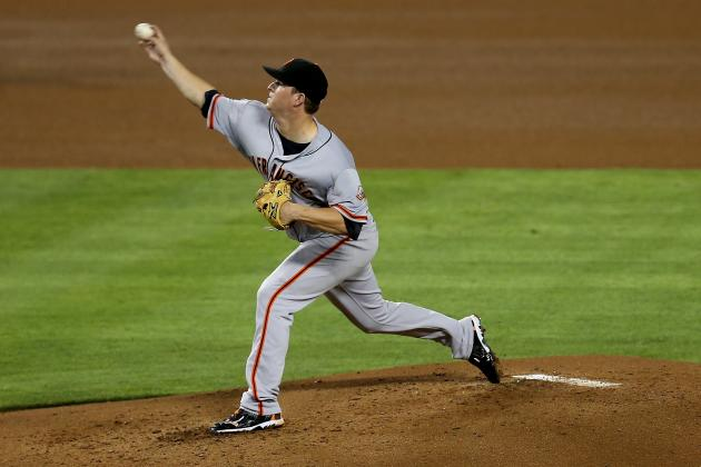 MLB Playoffs 2012: 10 Best Pitchers Going into This Postseason