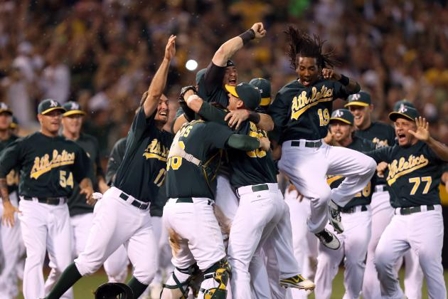 Top 100 Moments That Shaped the 2012 Major League Baseball Season