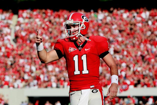 Georgia Football: 5 Keys to the Game vs. South Carolina