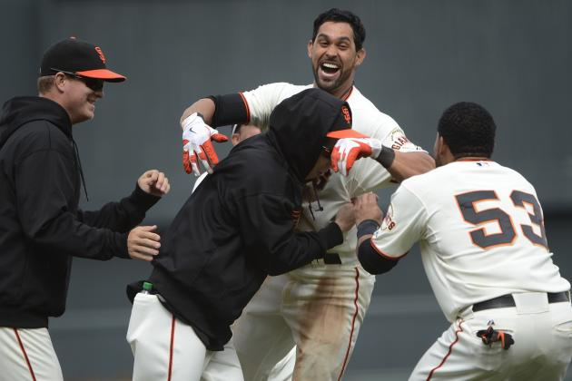 Breaking Down the Giants-Reds NLDS Matchup by Each Position