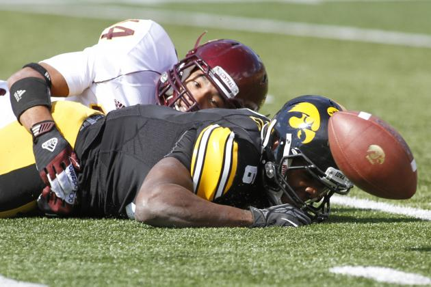 Iowa Football: 5 Biggest Disappointments Through the First 5 Games