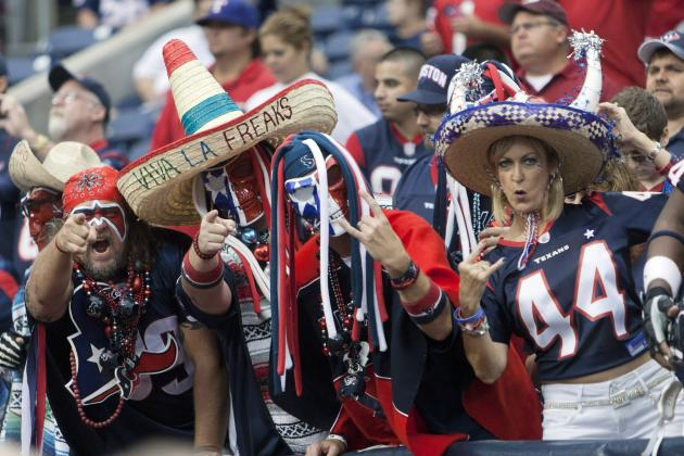 Houston Texans: The Good, Bad and Ugly of the First 4 Games of the Season