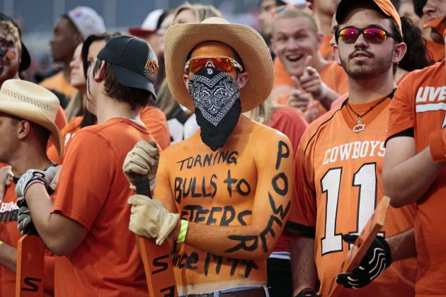 Oklahoma State Football: Predictions for All of the Cowboys' Big 12 Games
