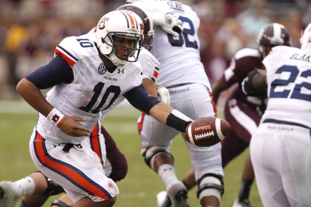 Auburn Football: 5 Keys to the Arkansas Game