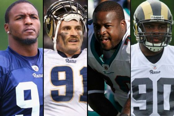 St. Louis Rams: The Second Coming of the Fearsome Foursome