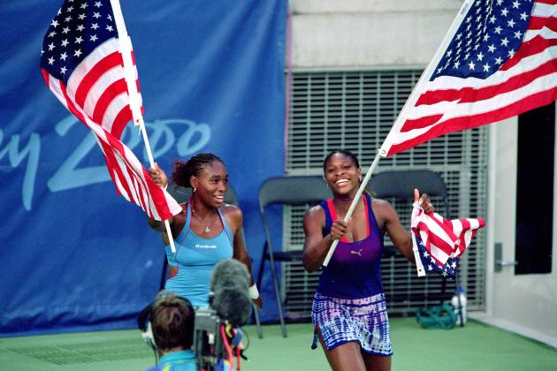 Top 16 American Tennis Players from 1990-2012