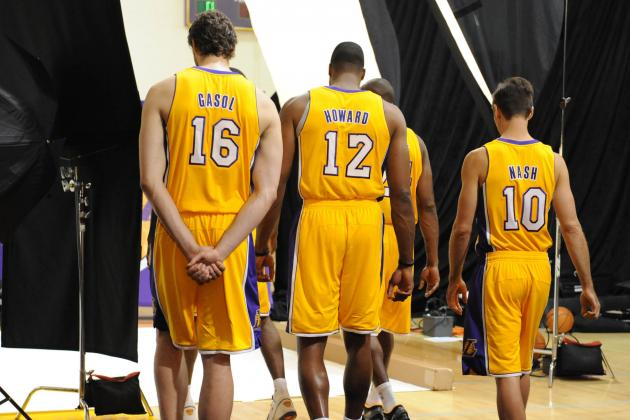 5 Reasons L.A. Lakers Fans Should Be Giddy for the Start of Training Camp