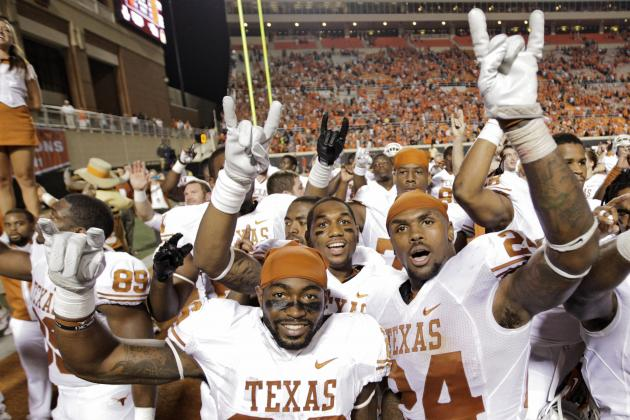 Texas Football: 5 Keys to the Game vs. Oklahoma