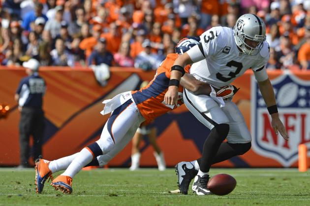 Oakland Raiders: The Good, Bad and Ugly from the First 4 Games of the Season