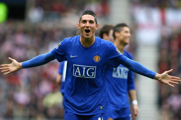 Manchester United: What Happened to Federico Macheda?