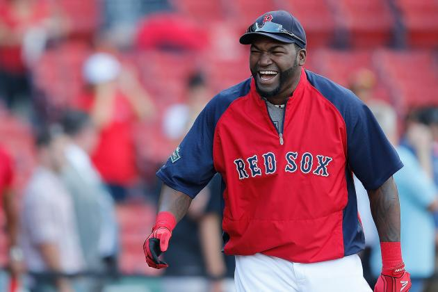 8 Players Red Sox Fans Would Welcome Back on the Team with Open Arms in 2013
