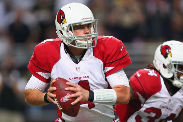 NFL Quarterpole Evaluation by Division: Can Cardinals and Vikings Keep This Up?
