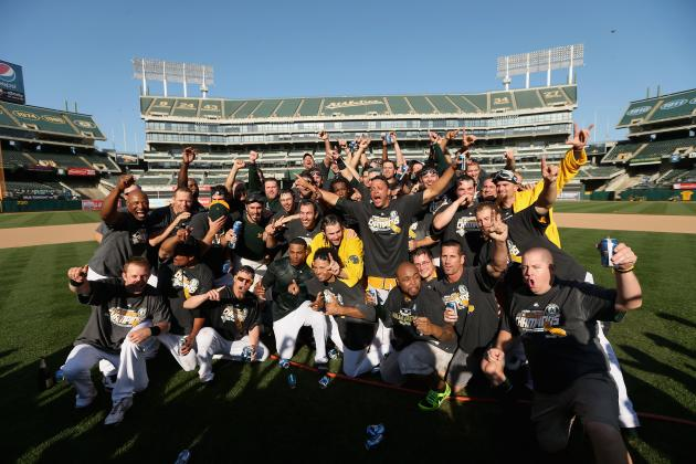 MLB Playoffs: Oakland A's Season Full of Stories Along Way to ALDS Showdown