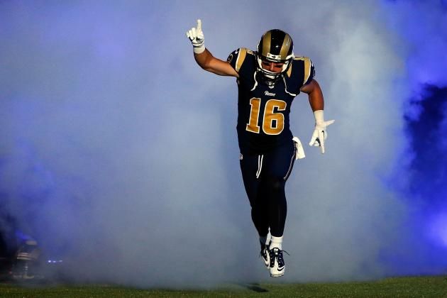 St. Louis Rams' Danny Amendola Injury: 5 Biggest Fantasy Implications