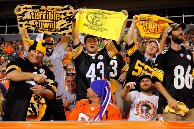 10 Reasons the Steelers Have the Best Fans in the NFL