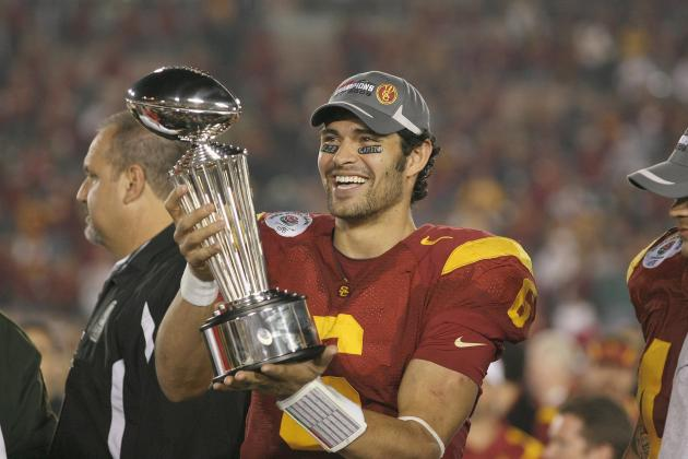 NFL Draft: USC and 5 Big-Name Schools That Have Produced Recent Overrated QBs