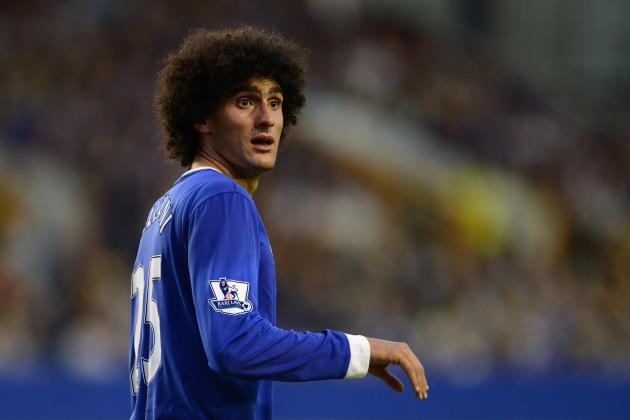 Everton: 5 Young Players Who Could Be the Next Marouane Fellaini