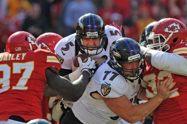 Baltimore Ravens vs. Kansas City Chiefs: Final Grades, Analysis for Baltimore